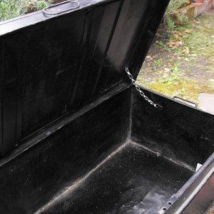 画像3: Old military trunk from England
