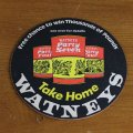 "Vintage ""Watneys Party Seven"" beer mat"