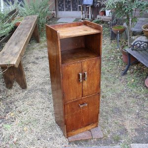 画像1: Antique shelf from England