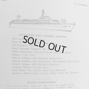 画像4: Cruise ship entertainment program me designed by Dorrit Dekk