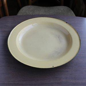 画像1: enamel plate from England