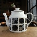 "Midwinter ""Focus"" tea pot Barbara Brown design"
