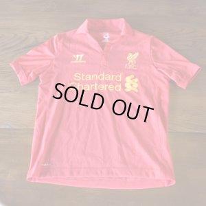画像1: Liverpool FC kids shirt
