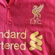 画像2: Liverpool FC kids shirt (2)