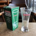 PERNOD glass with box