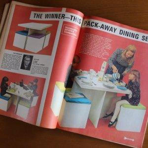 画像3: Homemaker magazine April 1969