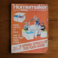 Homemaker magazine April 1969