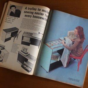 画像2: Homemaker magazine April 1969
