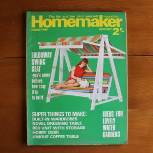 画像1: Homemaker magazine August 1969