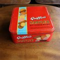 Vintage Gliffin's biscuit tin