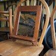 画像1: Antique mirror from England (1)