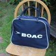 画像1: BOAC vintage travel bag (1)