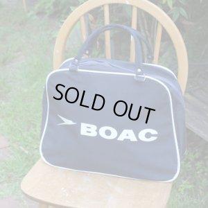 画像1: BOAC vintage travel bag
