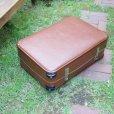 画像2: Vintage suitcase from New Zealand (2)