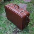 画像1: Vintage suitcase from New Zealand (1)