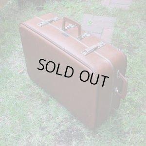 画像1: Vintage suitcase from New Zealand