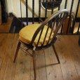 画像3: Ercol Windsor Chair with cushion (3)