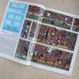 """画像4: Football programme  """"England vs Denmark 1979"""" (4)"""