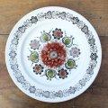 "Broadhurst ""Romany"" dinner plate by Kathie Winkle"