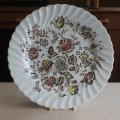 "Johnson Brothers ""Staffordshire Bouquet"" dinner plate"