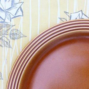 """画像3: Hornsea """"Saffron"""" dinner plate"""