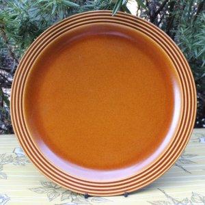 """画像1: Hornsea """"Saffron"""" dinner plate"""