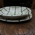 "画像6: Midwinter ""Homeweave"" green cress dish and plate (6)"
