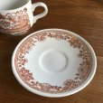"画像3: Broadhurst ""Grosvenor"" tea cup and saucer design Kathie Winkle (3)"