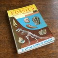 """FOSSILS"" vintage pocket book from England"