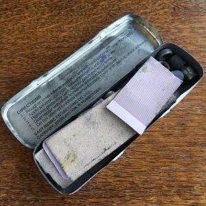 画像3: Proffessional Puncture Repair Kit vintage tin