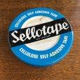 画像1: Vintage Sellotape tin (1)