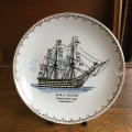 "Lord Nelson Pottery ""H.M.S. VICTORY"" cake plate"