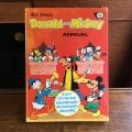 WALT DISNEY Donald and Mickey annual 1974
