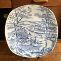 "Midwinter ""Happy Valley"" plate designed by Jessie Tait"