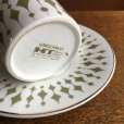 "画像3: Hostess Tableware ""Greenway"" tea cup and saucer design by John Russell (3)"