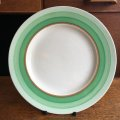 antique plate design by Clarice Cliff