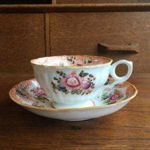 画像5: Victorian era tea cup and saucer