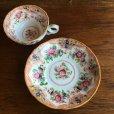 画像3: Victorian era tea cup and saucer (3)