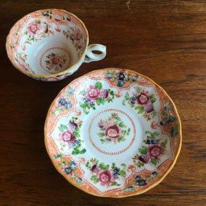 画像3: Victorian era tea cup and saucer