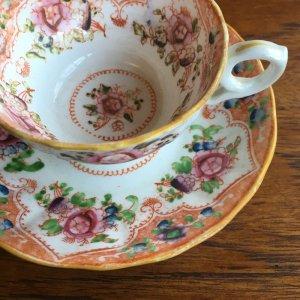 画像2: Victorian era tea cup and saucer