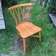画像1: Ercol model 306 candlestick chair (1)