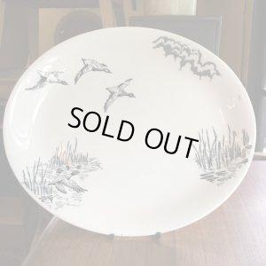 """画像1: Alfred Meakin """"Westport"""" oval plate (small)"""