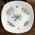 "Midwinter ""Nature Study"" dinner plate designed by Sir Terence Conran"