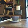 """画像3: Poole pottery """"Sweetcorn and Brazil"""" vintage morning cup and saucer (3)"""