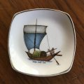 "Midwinter ""Ganges Dinghi"" vintage pin dish"