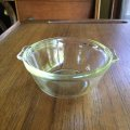 Old Pyrex small bowl with handle