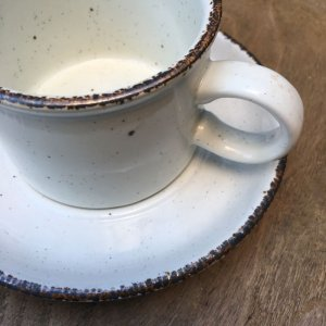 "画像3: Midwinter ""Creation"" tea cup and saucer"