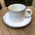 "Midwinter ""Creation"" tea cup and saucer"