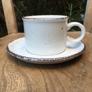 "画像2: Midwinter ""Creation"" tea cup and saucer"