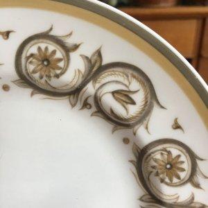"""画像2: Susie Cooper """"Venetia"""" cake plate"""